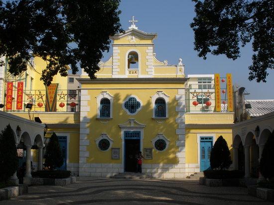 聖フランシスコ・ザビエル教会
