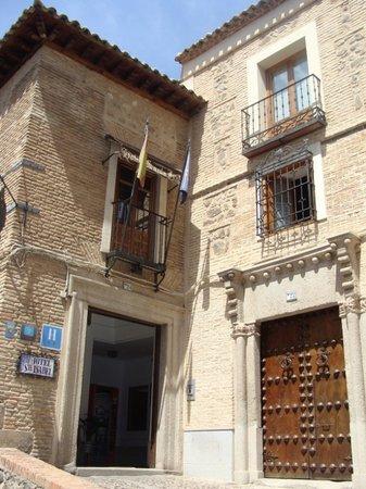 Hotel Santa Isabel : FACHADA HOTEL
