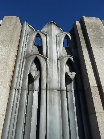 จุดชมวิวท็อปออฟเดอะร็อค: Great architecture - TOTR, NYC