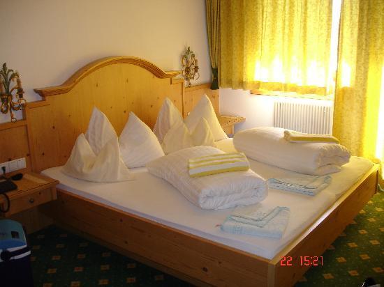 Auenhof Familien & Vitalhotel: camera da letto
