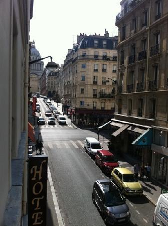 Hotel des Carmes: streetview