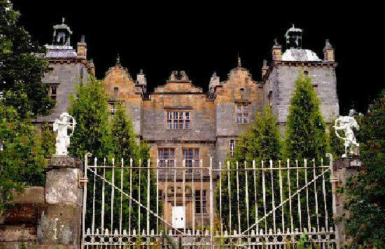 Plas Teg Jacobean Mansion: Dare you join a Ghost Tour ???