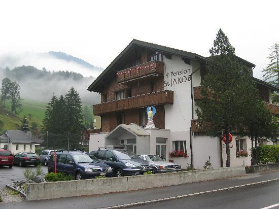 Pension St.Jakob: Street View