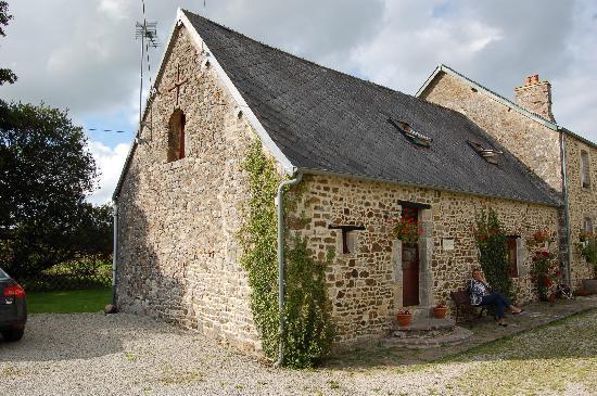 La Mare Chappey : River Cottage