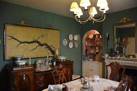 Dining room - Picture of Gothic House, Norwich - TripAdvisor