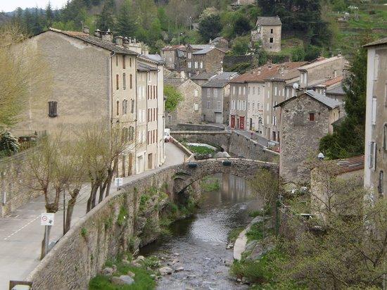 Saint Andre de Valborgne, ฝรั่งเศส: auberge