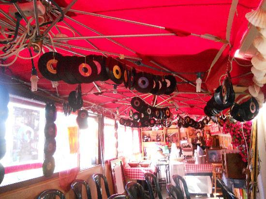 Le Mont-Dore, France: super sympha l'entrée du restaurant