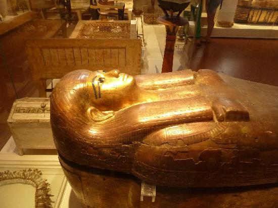 Musée égyptologique de Turin : Admiravel acervo da história egípcia.