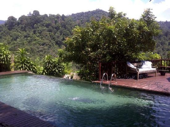 Seremban, Malasia: The pool