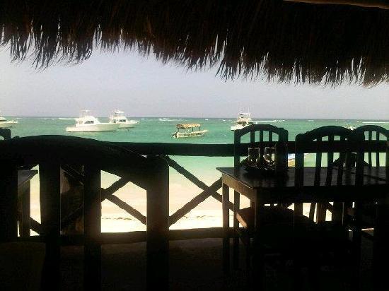 Captain Cook Restaurant : panorama