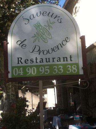 Les Saveurs de Provence : best place in St Remy