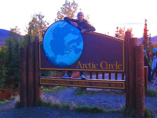 1st Alaska Outdoor School : Arctic Circle