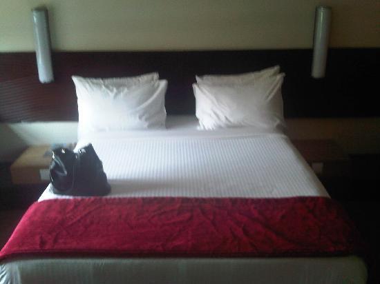 SunSquare Montecasino: Comfy bed