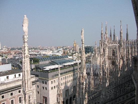 Hotel Boston: Milan Duomo