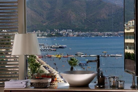 Elegance Hotels International, Marmaris : Room view
