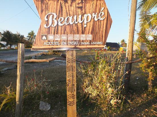 Gite Beaupre : accueil