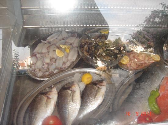 Hotel Al-Andalus Nerja: Dinner!