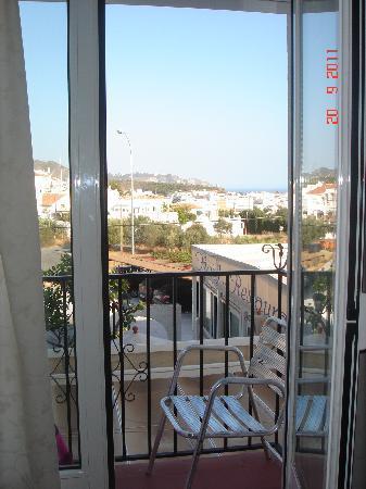 Hotel Al-Andalus Nerja: View from room 116