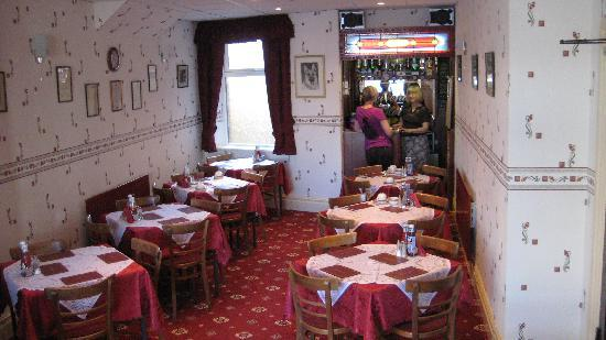 Cavendish Hotel: Dining Room