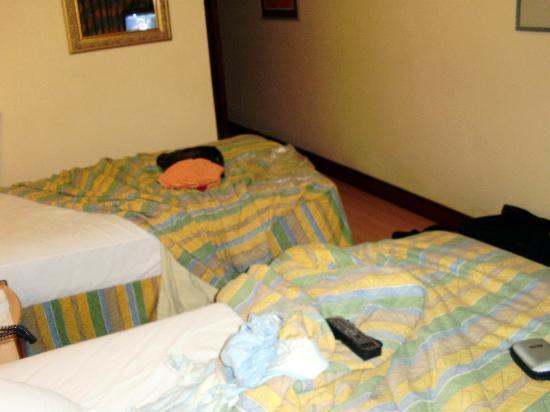 Windsor Plaza Copacabana Hotel: habitación doble