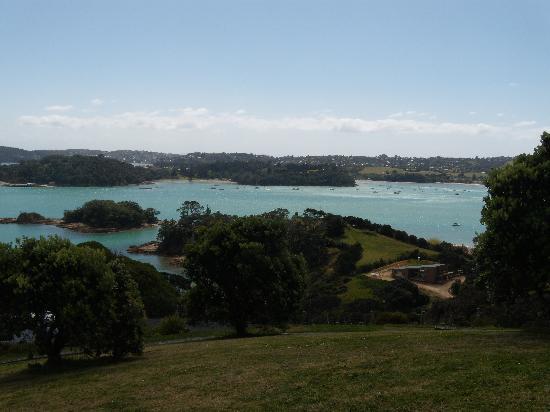 Te Whau Vineyard: The views to remember