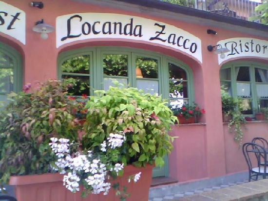 Locanda Zacco: L'entrata