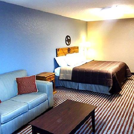 Atria Hotel & RV McGregor: Suites