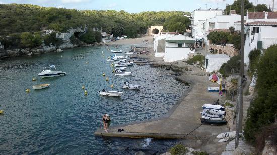 PortBlue San Luis: next bay shallow bathing area