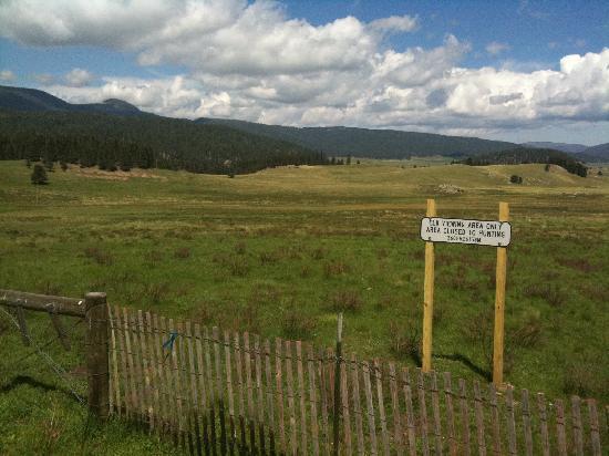 Jemez Stage Stop: Dormant Volcano Basin-Elk Viewing Area