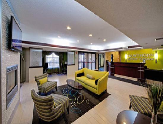 Country Inn & Suites By Carlson, Cedar Rapids North: Lobby