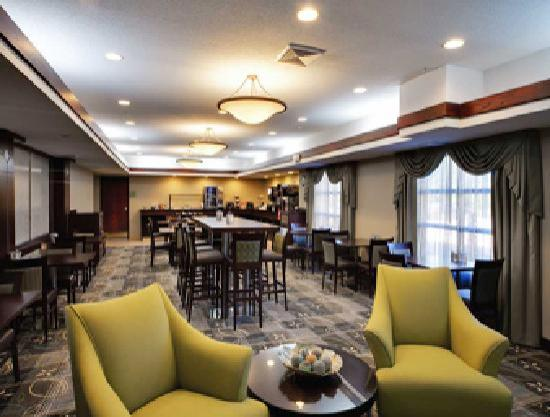 Country Inn & Suites By Carlson, Cedar Rapids North: Dining Area