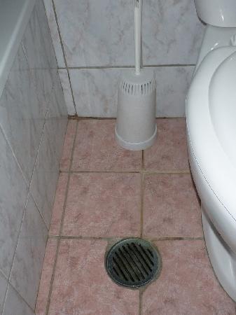 Louis Colossos Beach Hotel: very clean toilet