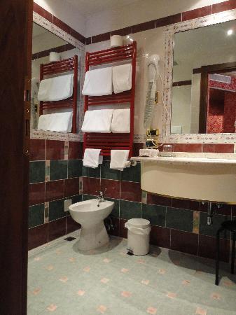 Residenza Ca' San Marco: bagno