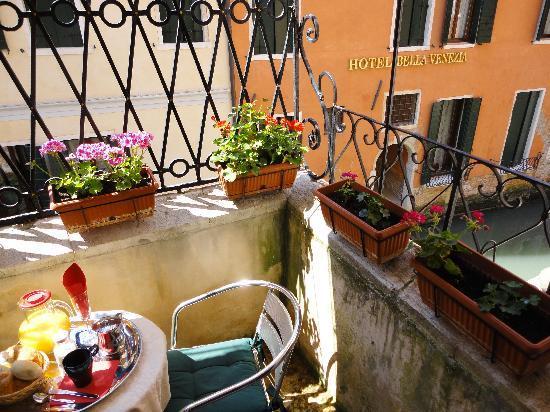 Residenza Ca' San Marco: terrazzo
