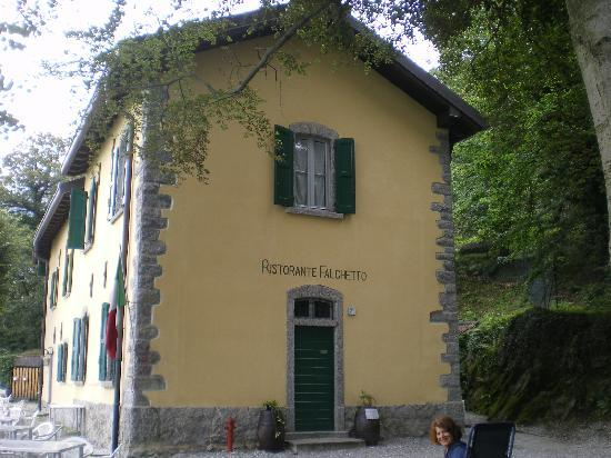 Brunate, Italy: El Hotel