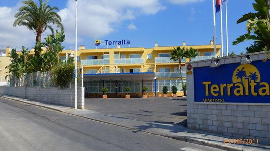 Terralta Apartamentos Turisticos: First impressions can be deceptive