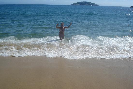 Pousada Areias Brancas: la playa