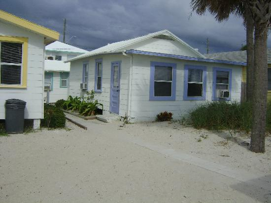 Seahorse Cottages: unit 2