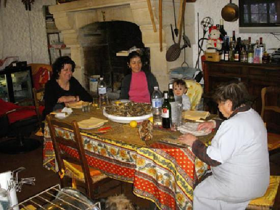Castries, Frankrike: La Famille