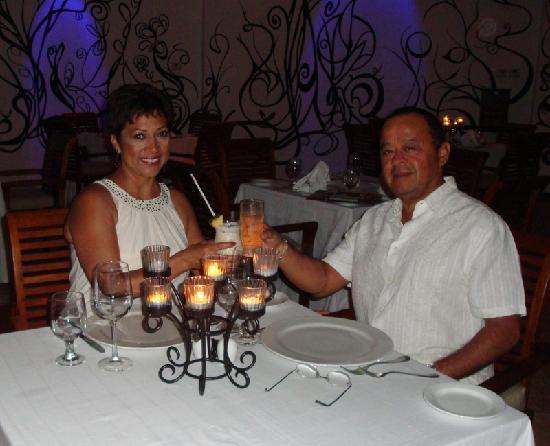 Puerto Los Cabos Golf Club: restaurant