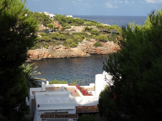 Inturotel Cala Esmeralda - Adults Only: Balcony view from room 340