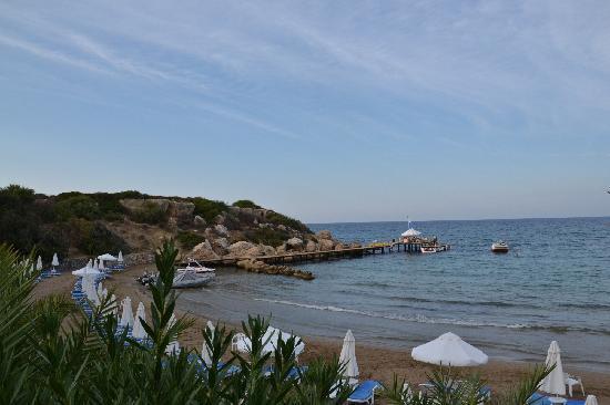Denizkizi & Denizkizi Royal Hotel: Beach