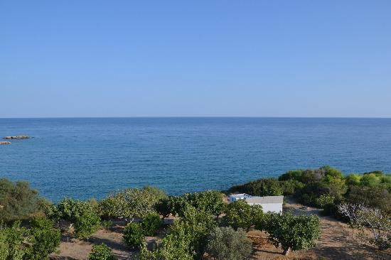 Denizkizi & Denizkizi Royal Hotel: View from our room