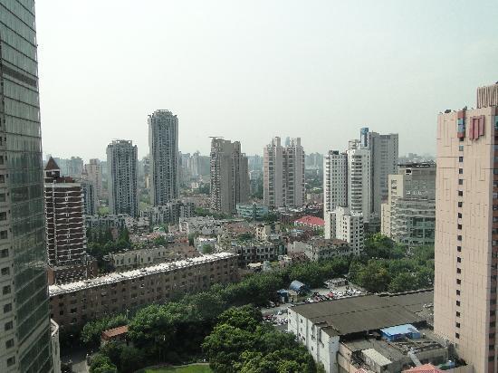 โรงแรมฮิลตันเซี่ยงไฮ้: Views from the room