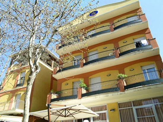 Hotel Romea: foto esterna