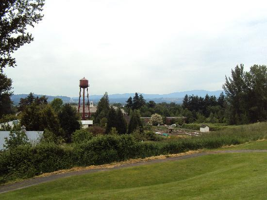 McMenamins Edgefield: View on the golf course