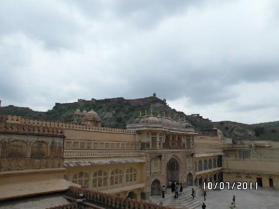 Forteresse et palais d'Amber: Amber Palace