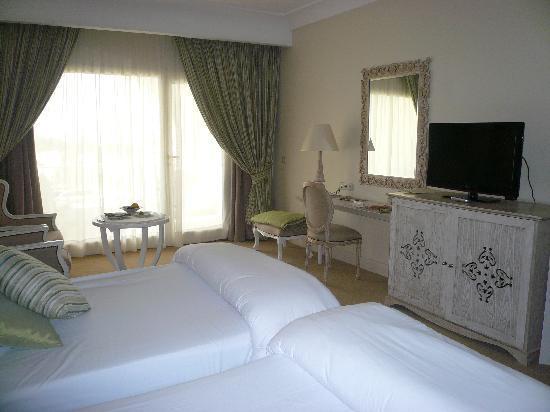 Hasdrubal Thalassa & Spa Djerba : Chambre