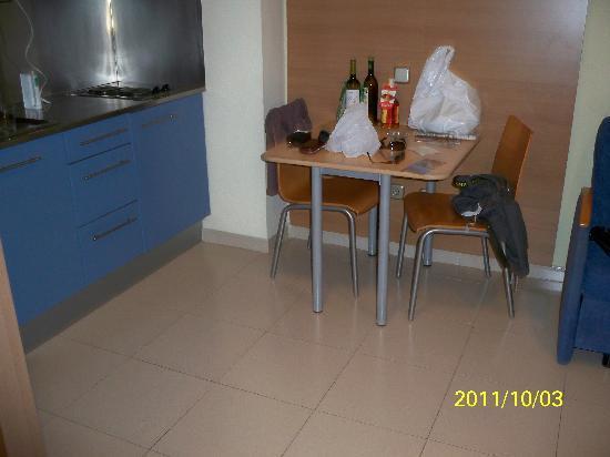 Aparthotel Nostre Mar: Pentry