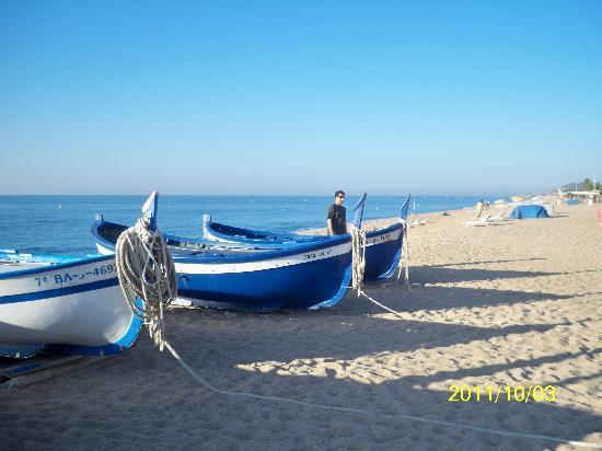 Aparthotel Nostre Mar: Stranden